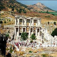 древний город