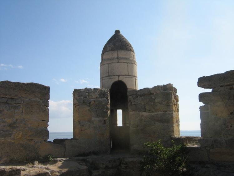 Турецкая-крепость