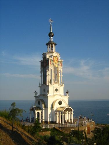 Церковь св. Николая в Малореченском