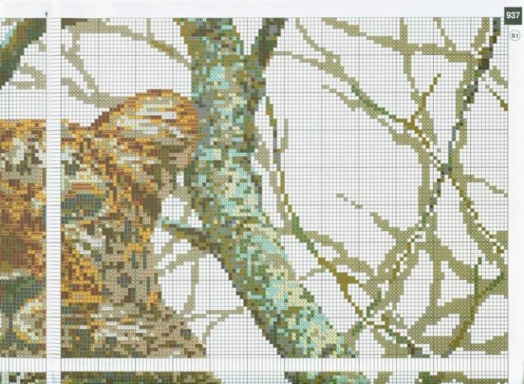 схемы. Риолис 937 леопард