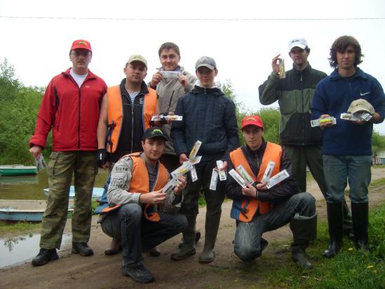 петербургский клуб рыбаков