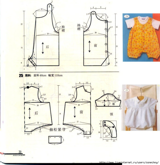 Шьём одежду для игрушек