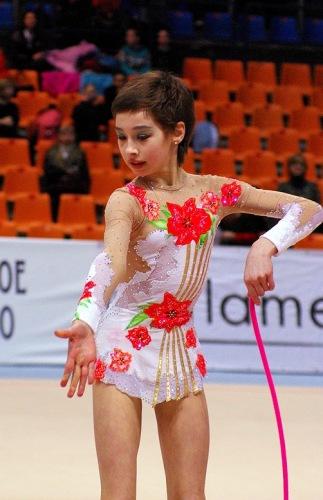Les gymnastes lorsqu'elles étaient très jeunes - Page 3 41565--15880156-m549x500