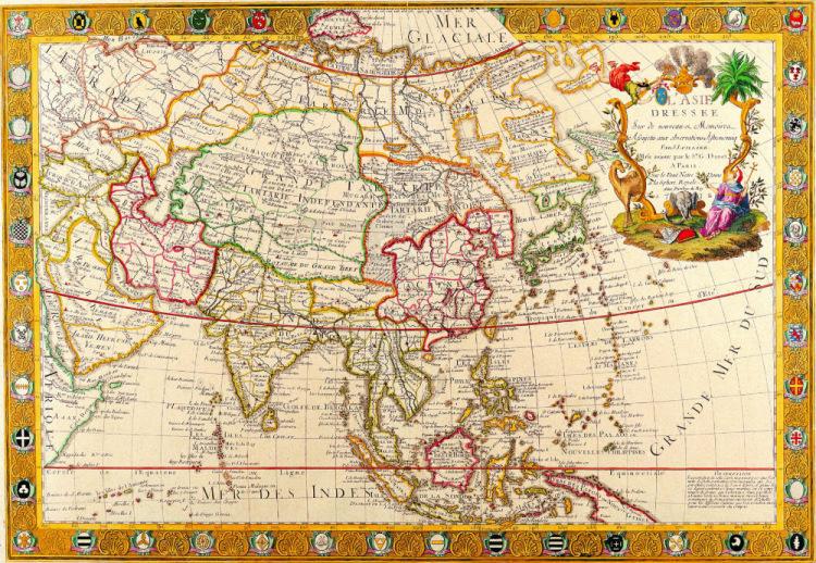 Часть 3 - Старинные карты