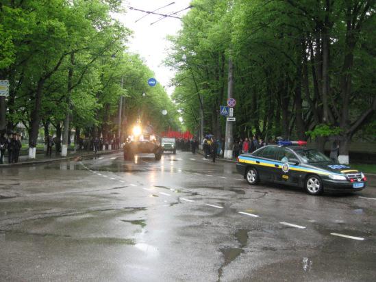 Парад 9 мая День Победы! (фото и видео)