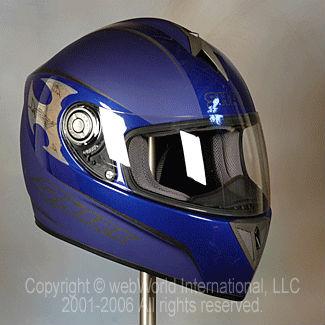 Шлем с носовым дефлектором