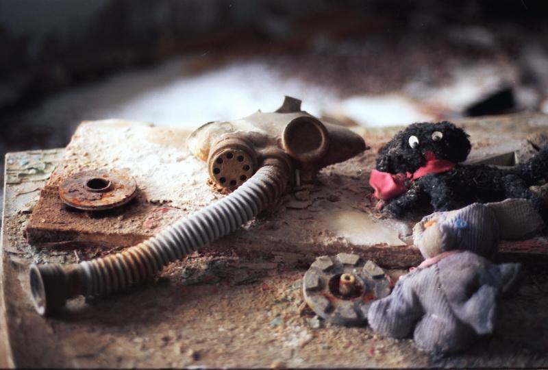 Prypiat (Chernobyl), ciudad fantasma: fotos de 2009