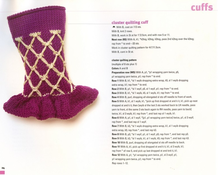 gift presents: knitting books, free knitting pattern ...