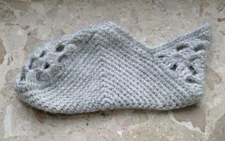 вязаная крючком подушка звезда схема. носки, тапочки Вязание крючком, схемы вязания, бесплатное